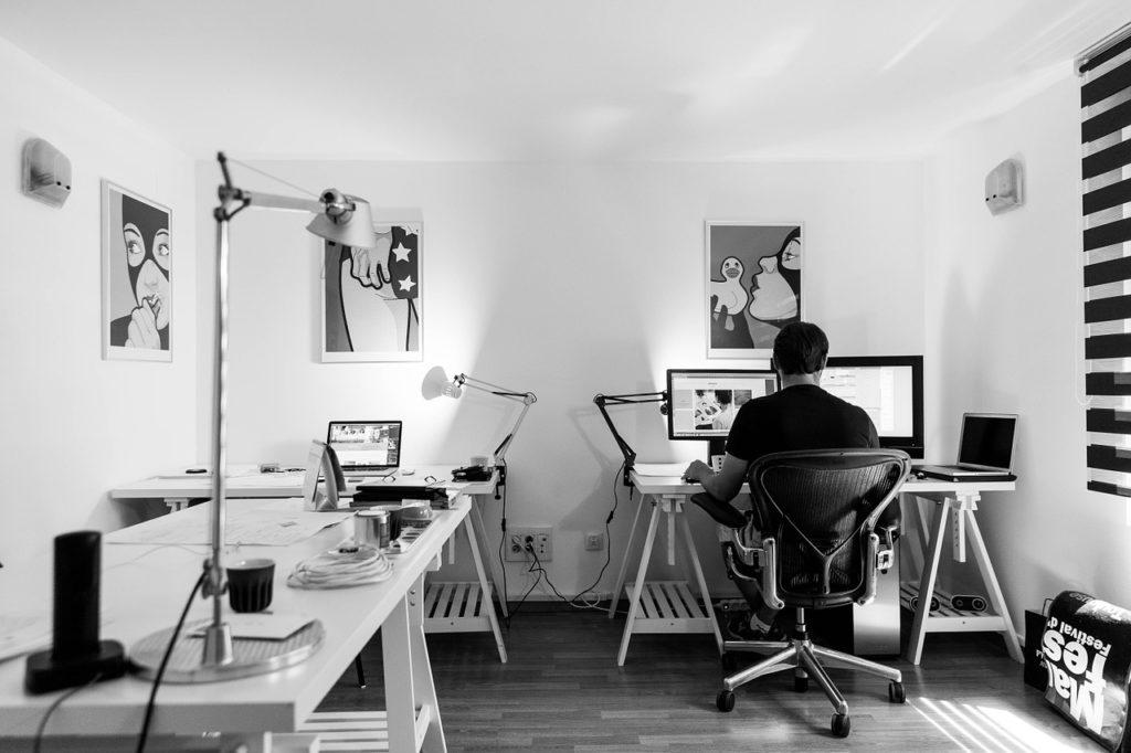 pokoj pracy