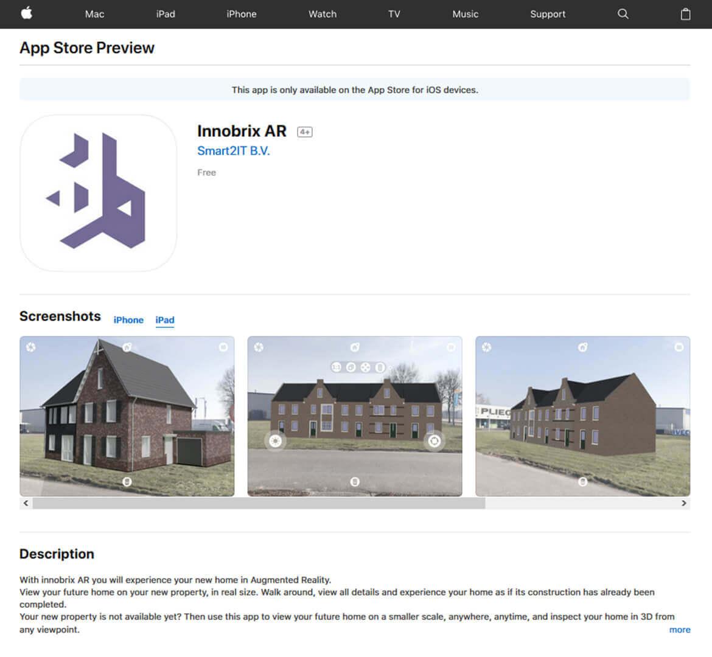 Aplikacje do odtwarzania modeli 3D w AR dostępne na platformach wirtualnych sklepów App Store i Google Play Store. Internet pełny jest też tutoriali, pokazujących jak z tych aplikacji korzystać.