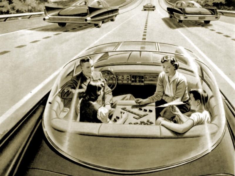 Fully Autonomous Cars