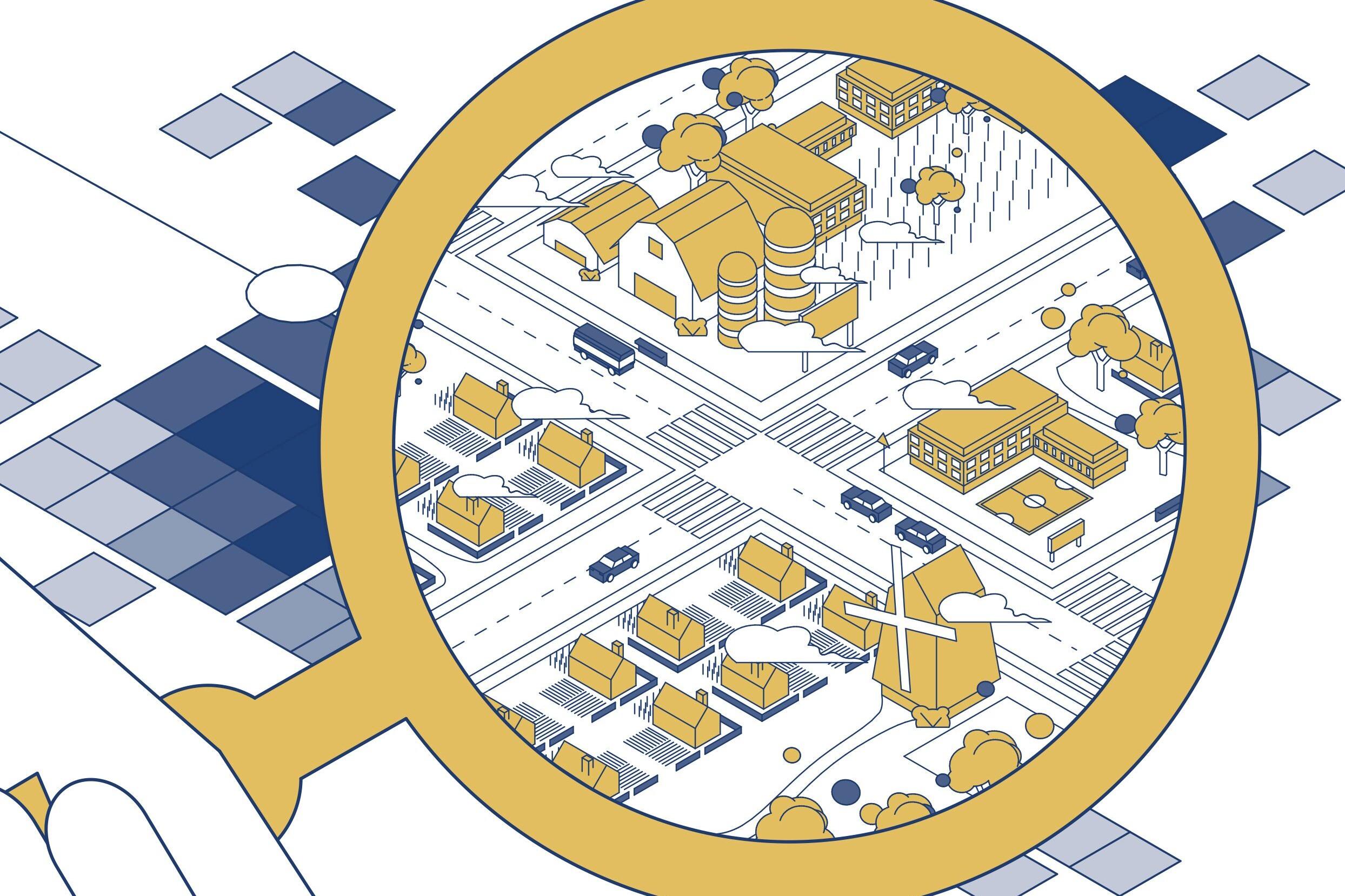 O co chodzi w planowaniu przestrzennym_ThinkCo_okładka