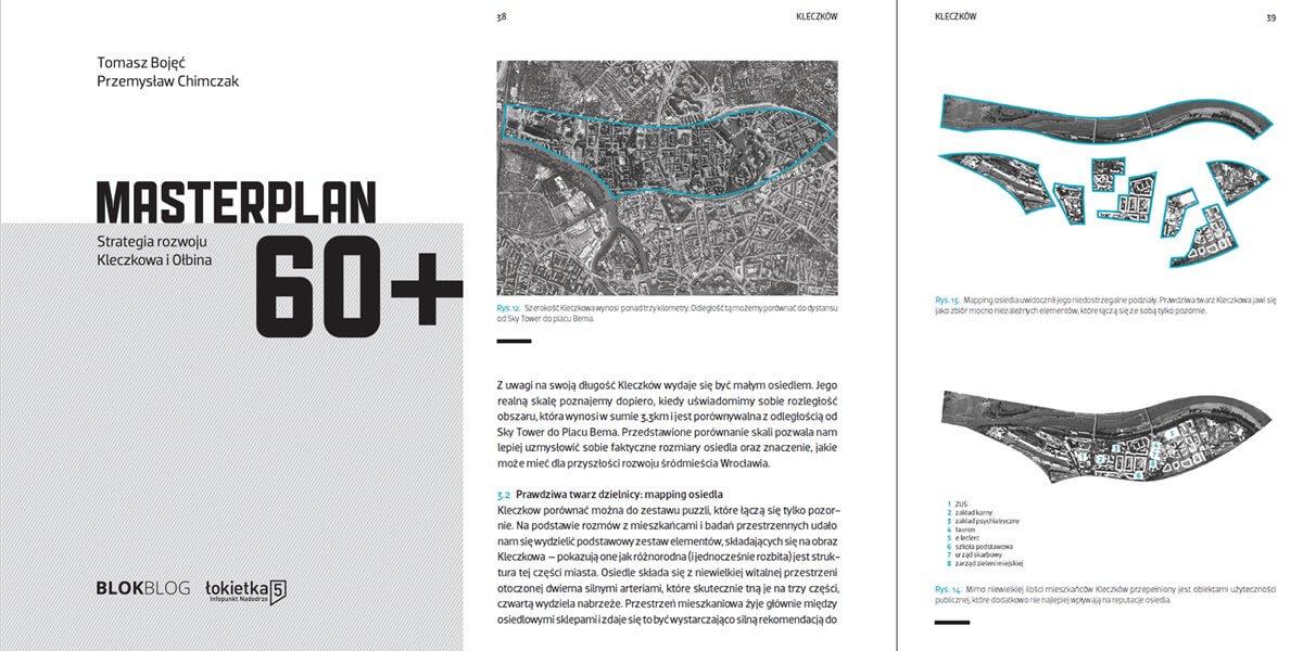 Masterplan 60+. Strategia rozwoju Kleczkowa i Ołbina