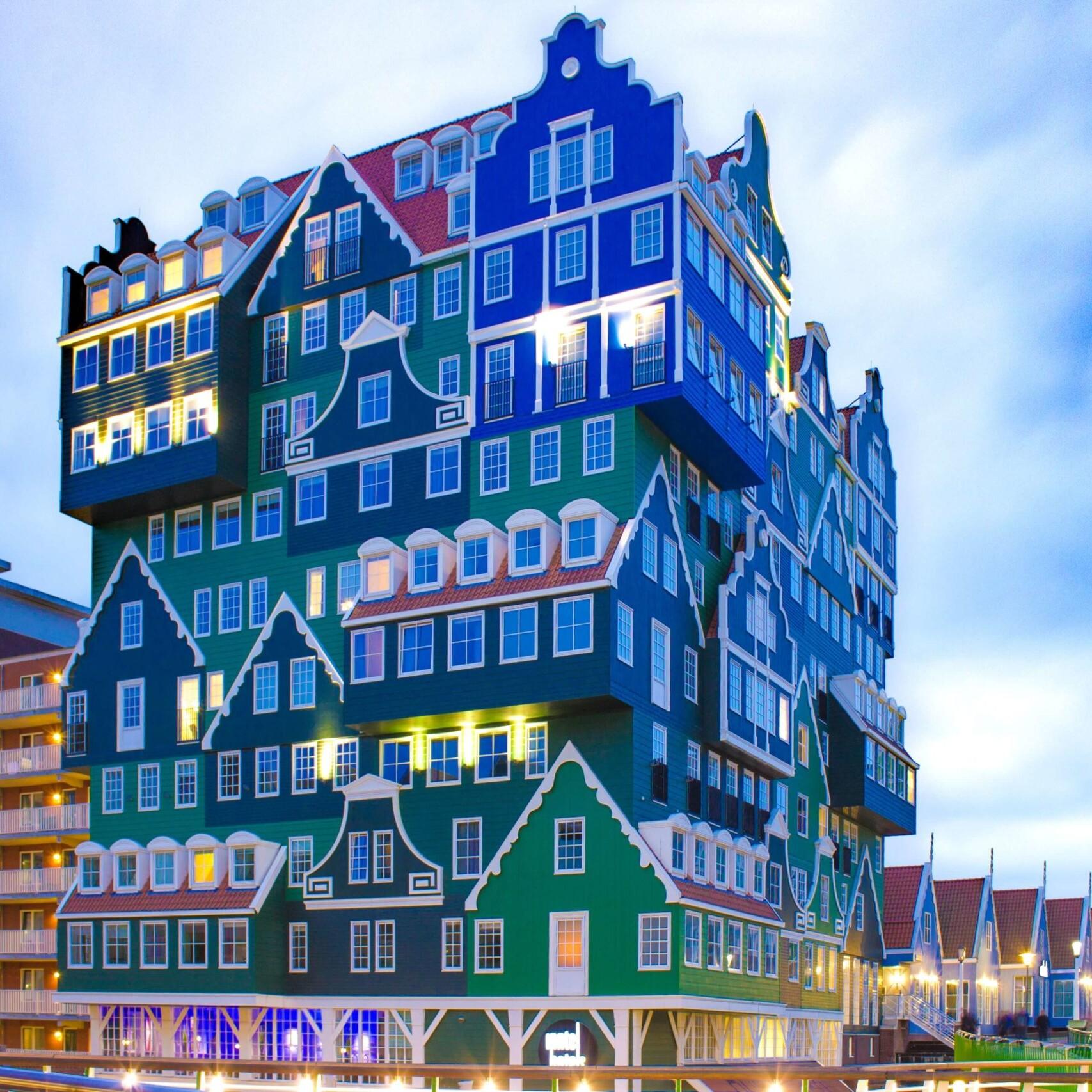 budynki wielofunkcyjne